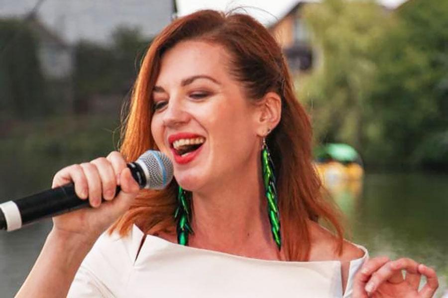 Оксана Славна (Україна, вокал)