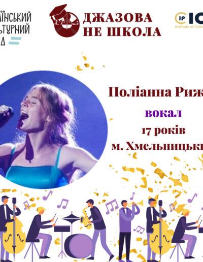 Поліанна Рижак